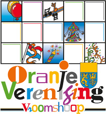 Logo Oranjevereniging Vroomshoop