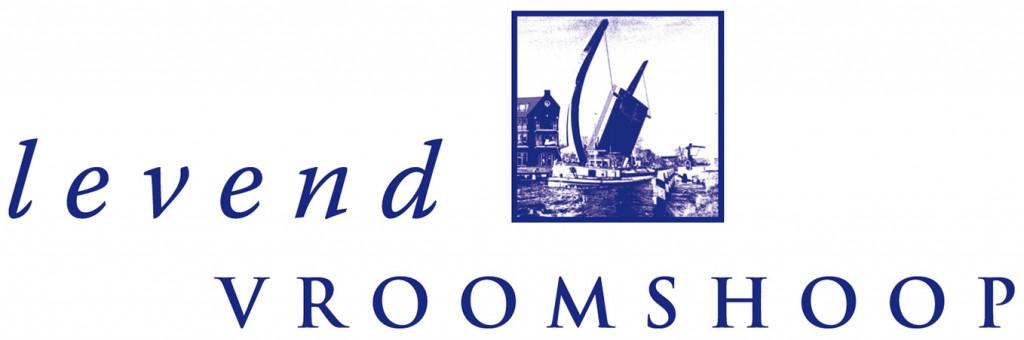 Logo Levend Vroomshoop_blauw