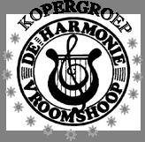 Logo kopergroep Harmonie